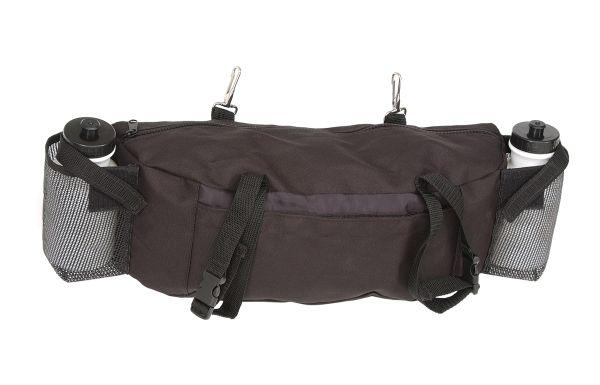 Tough-1 Nylon Cantle Bag
