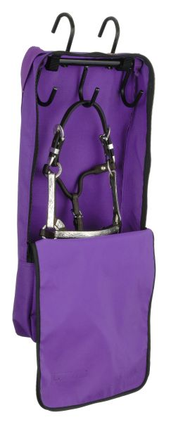 Tough-1 Mini Halter/Bridle Bag with Rack
