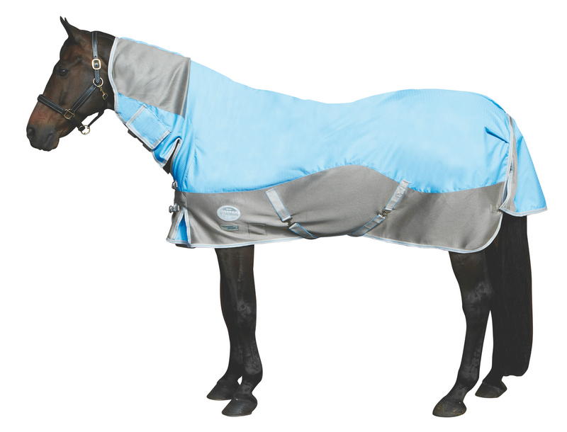 Weatherbeeta Equalize Freestyle Combo Neck Turnout Sheet