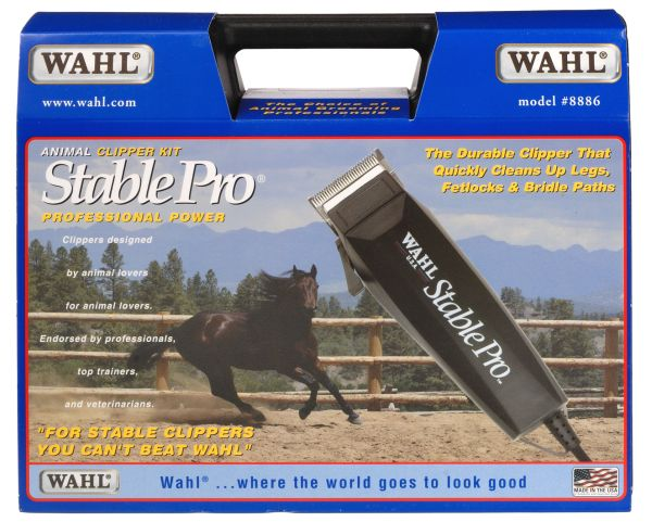 Wahl Stable Pro Direct Clipper Kit