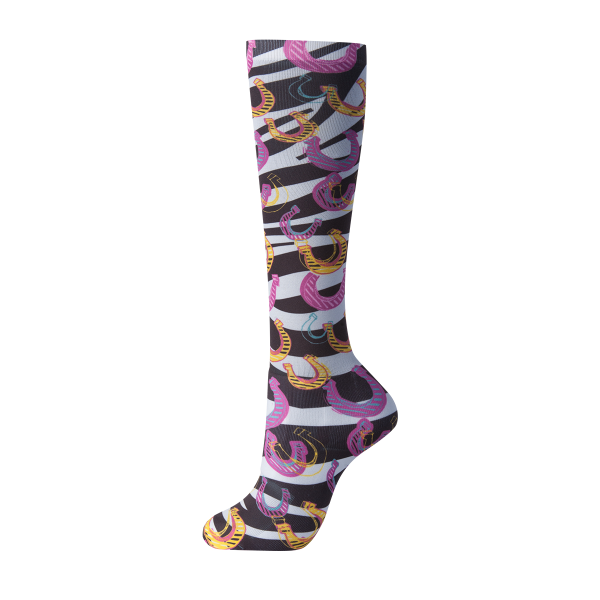 Noble Outfitters Over the Calf Peddies- Women's Print
