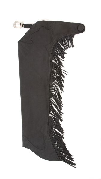Tough-1 Youth Luxury Suede Chaps