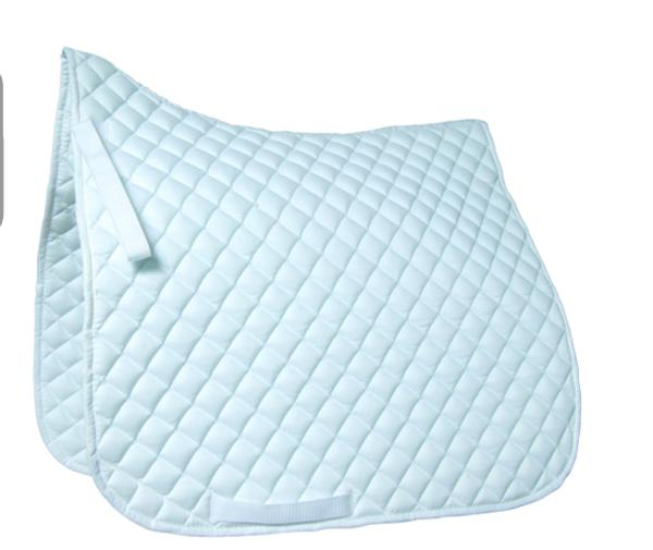 Roma High Wither Quilted Dressage Saddle Pad