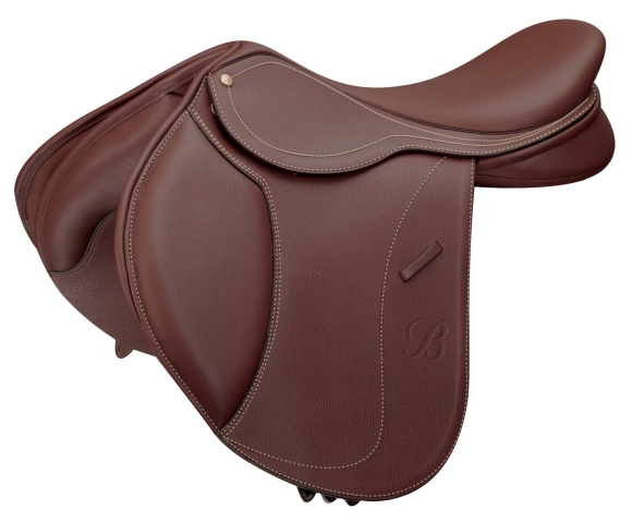 Bates Hunter Jumper Saddle with CAIR