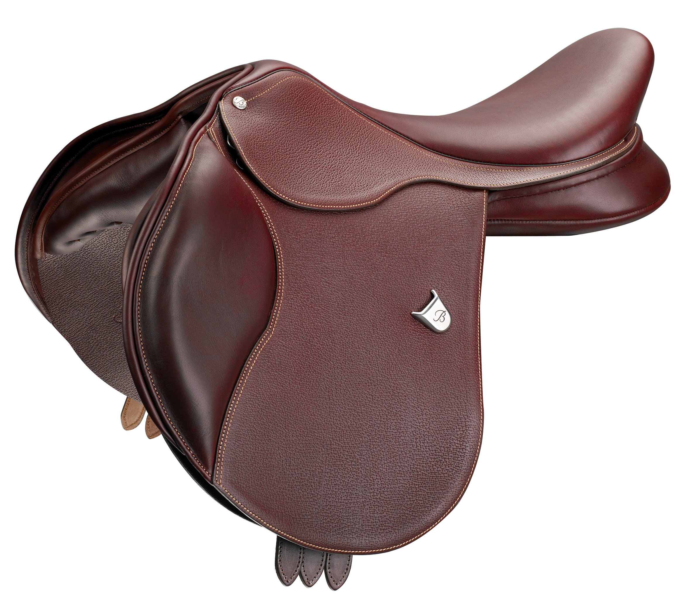 Bates Next Generation Elevation Deep Seat Saddle