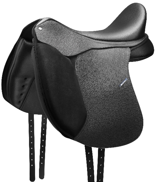 NEW 2012 Wintec 500 Flocked Dressage Pony Saddle