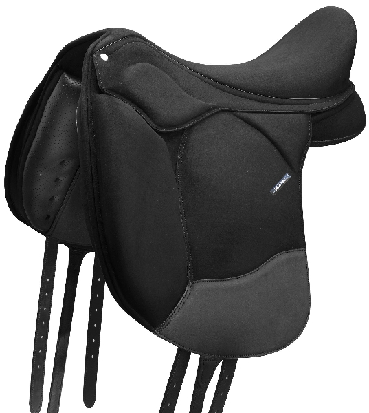 NEW 2012 Wintec Pro Flocked Dressage Pony Saddle