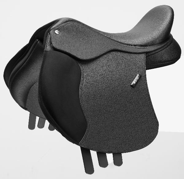 NEW 2012 Wintec 500 Flocked All-Purpose Pony Saddle