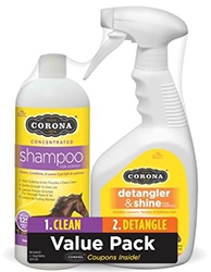 Corona Grooming Value Pack