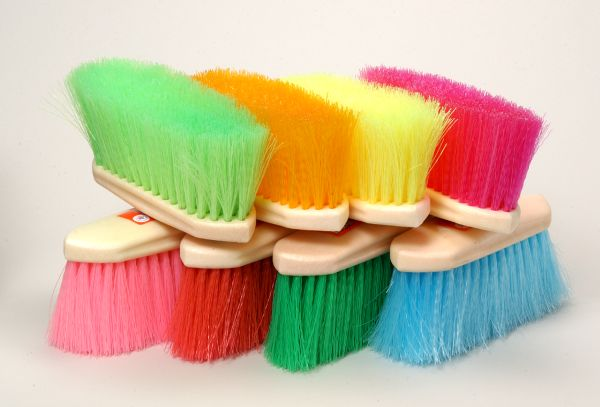 "12 Pack 3"" Medium Bristle Brush"