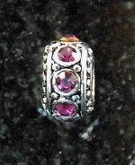 Joppa Dot Stone Bead