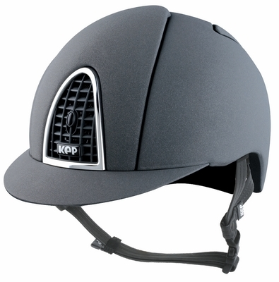 KEP Mica With Black Grid Helmet