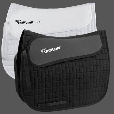 ThinLine Comfort Cotton Square Dressage Pad