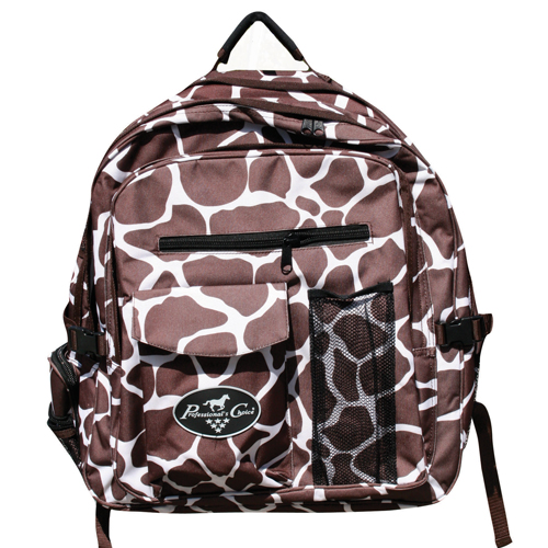 Professionals Choice Deluxe Rope Bag/BackPack - Giraffe