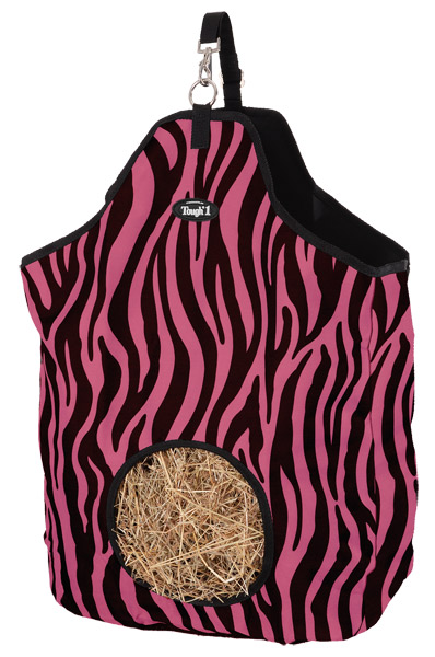 Tough-1 Nylon Hay Tote In Fun Prints
