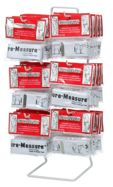 Sure Measure 36 Pack With Rack