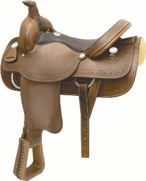 Billy Cook Saddlery Navajo Roper Saddle