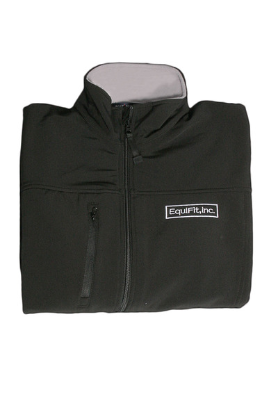 Team EquiFit Embroidered Men's Softshell Jacket
