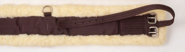 Australian Outrider Collection Supron Fleece Girth