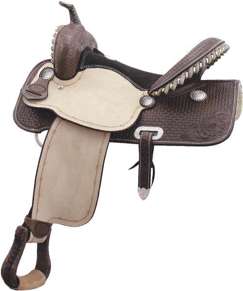 Billy Cook Saddlery Flex Flyer Saddle