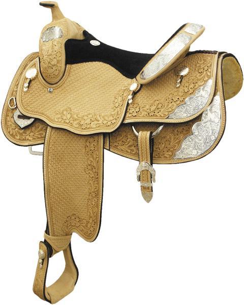 Billy Cook Saddlery Denton County Show Saddle