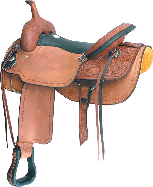 Billy Cook Saddlery Cuttin' Up Cutter Saddle