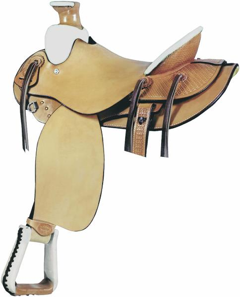 Billy Cook Wade Smoothout Ranch Saddle