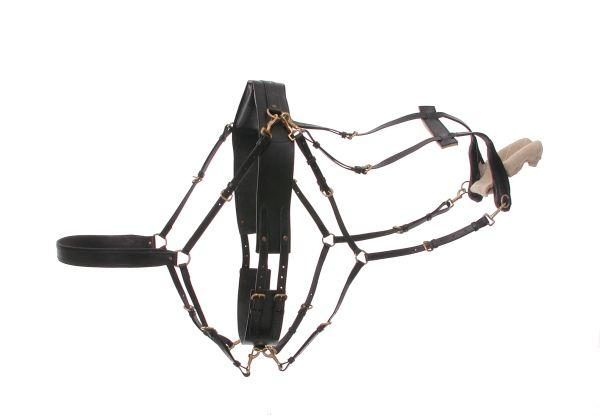 Tough-1 Leather Tail Set