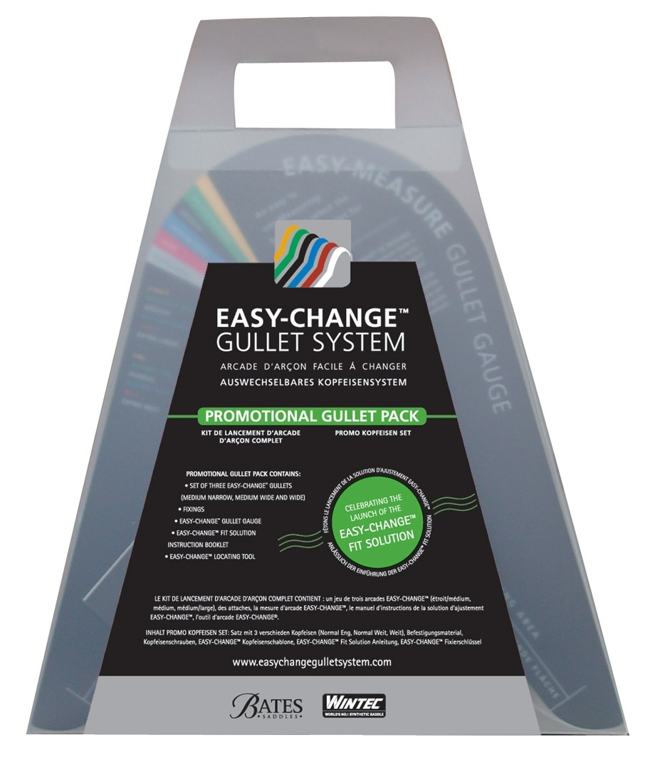 Easy-Change Gullet System Complete Kit