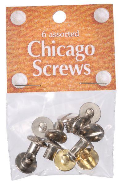 Tough-1 Chicago Screw Assortment Bag