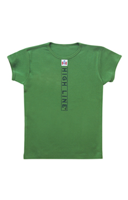 High Line Outfitters Ladies Tag H (Hl Stitchline) T-Shirt