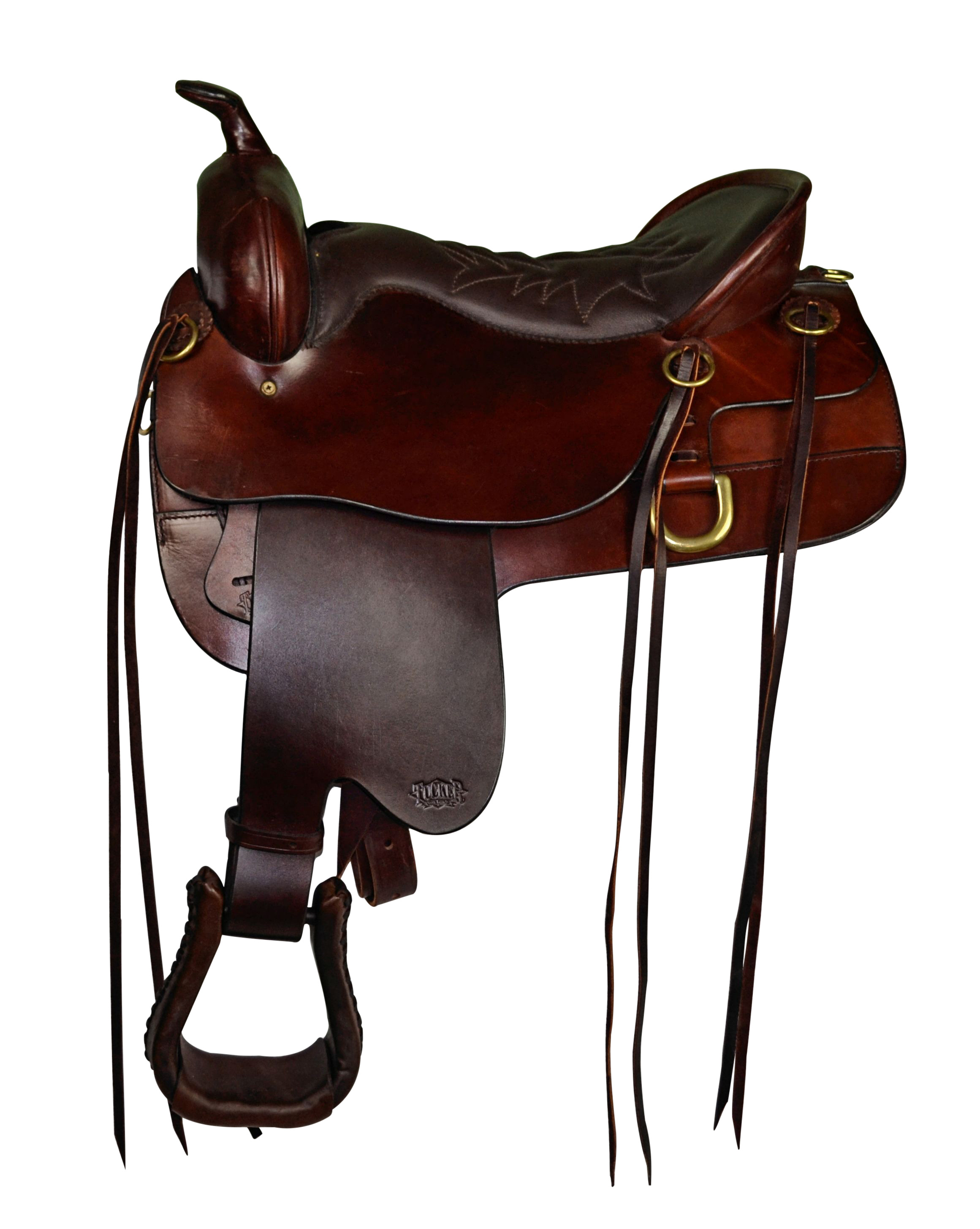 Tucker Cheyenne Frontier Saddle 167 Smooth