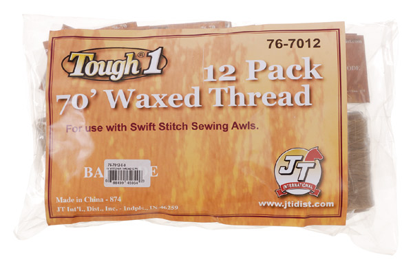 Tough-1 Stitcher Thread 12 Pack
