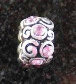 Joppa Swirl Stone Bead