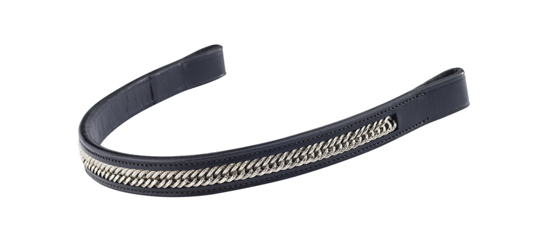 Ovation Browband Curb Chain