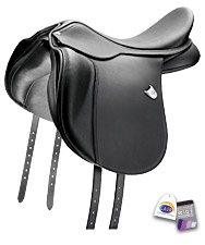 NEW 2012 Bates Wide All-Purpose CAIR Saddle