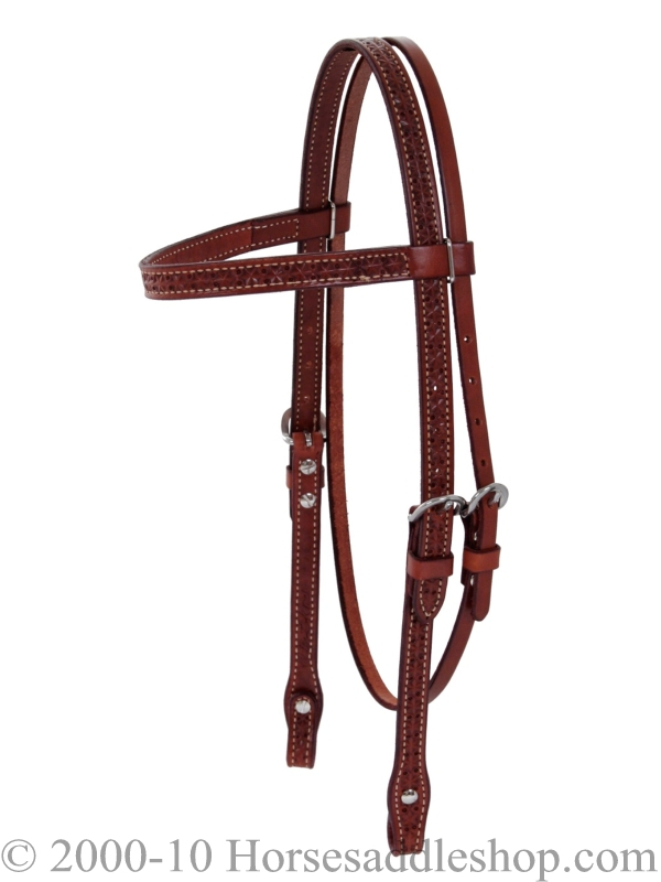 Billy Cook Browband Western Bridle