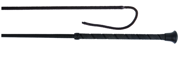 TuffRider Dressage Whip Molded Grip
