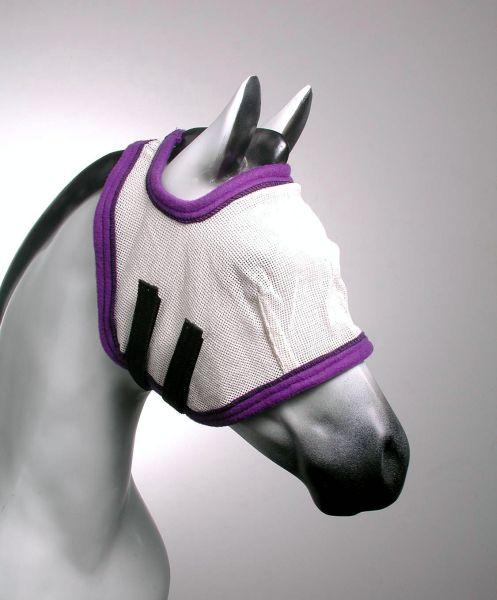 Tough-1 Miniature Fly Mask with out Ears