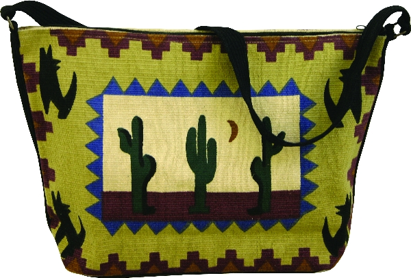 Southwest Blanket Purse