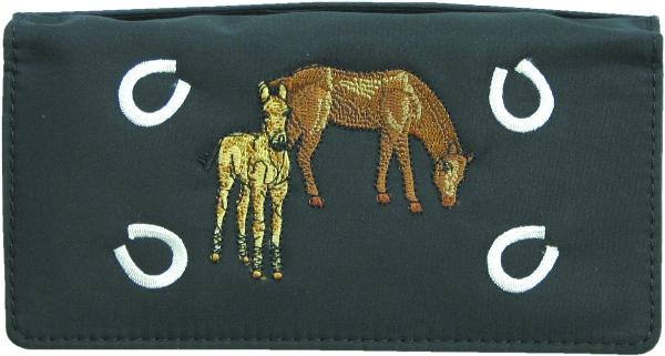 Western Motif Wallet