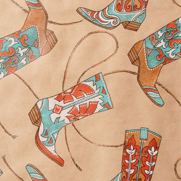 Gift Corral Wrap Cowboy Boots