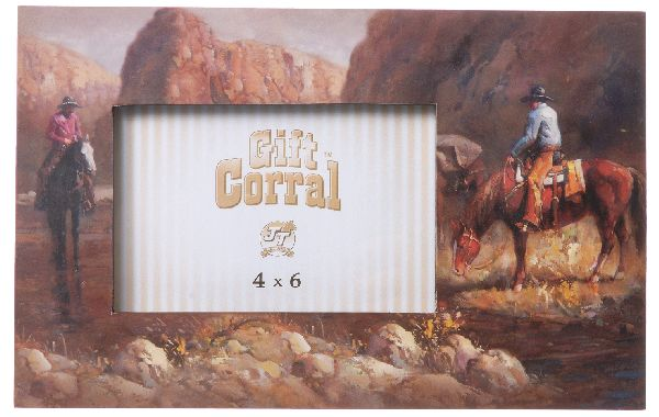 Gift Corral Horse Creek Frame