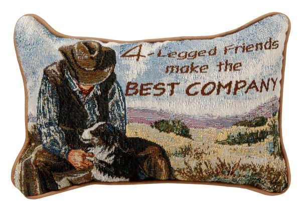 Good Company Pillow