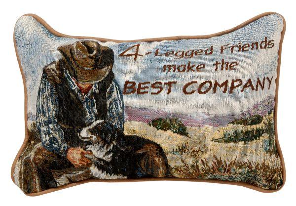Good Company Pillow
