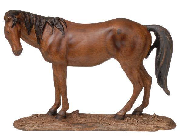 Gift Corral Standing Horse Figurine