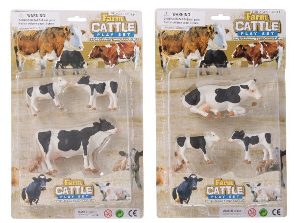 Gift Corral Holstein Cow Pack