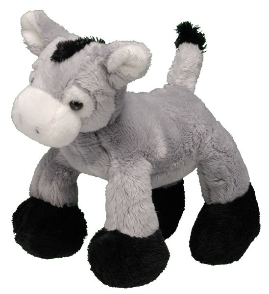 Plush Donkey Toy