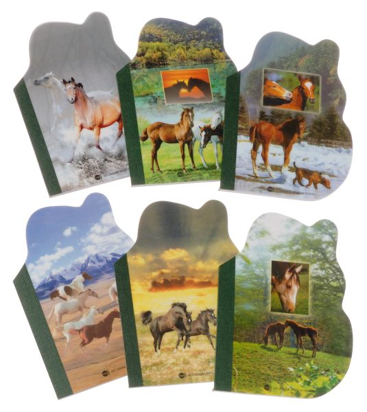 Gift Corral Horse Memo Pads - Assorted