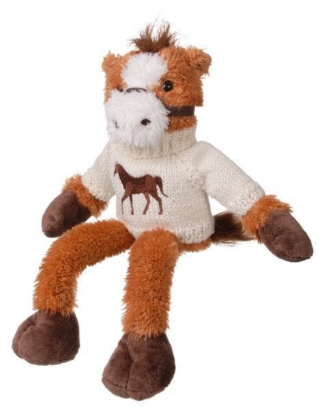 Gift Corral Plush Horse in Sweater